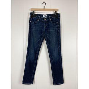 PAIGE   Jimmy Jimmy Skinny Maternity Jeans